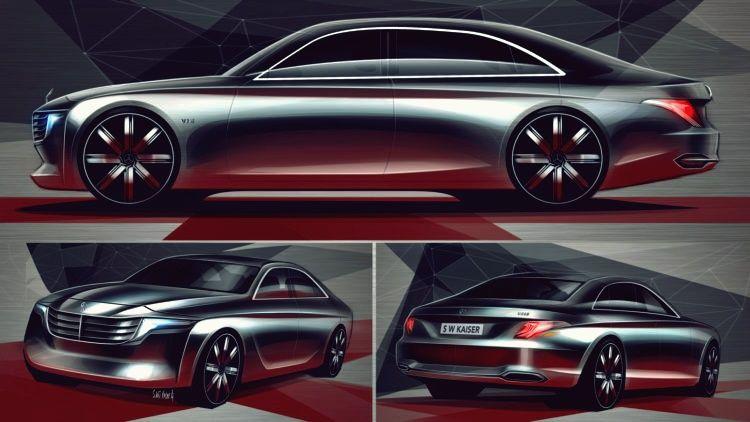 Was wir über die Mercedes-Benz S-Klasse 2021 wissen ...