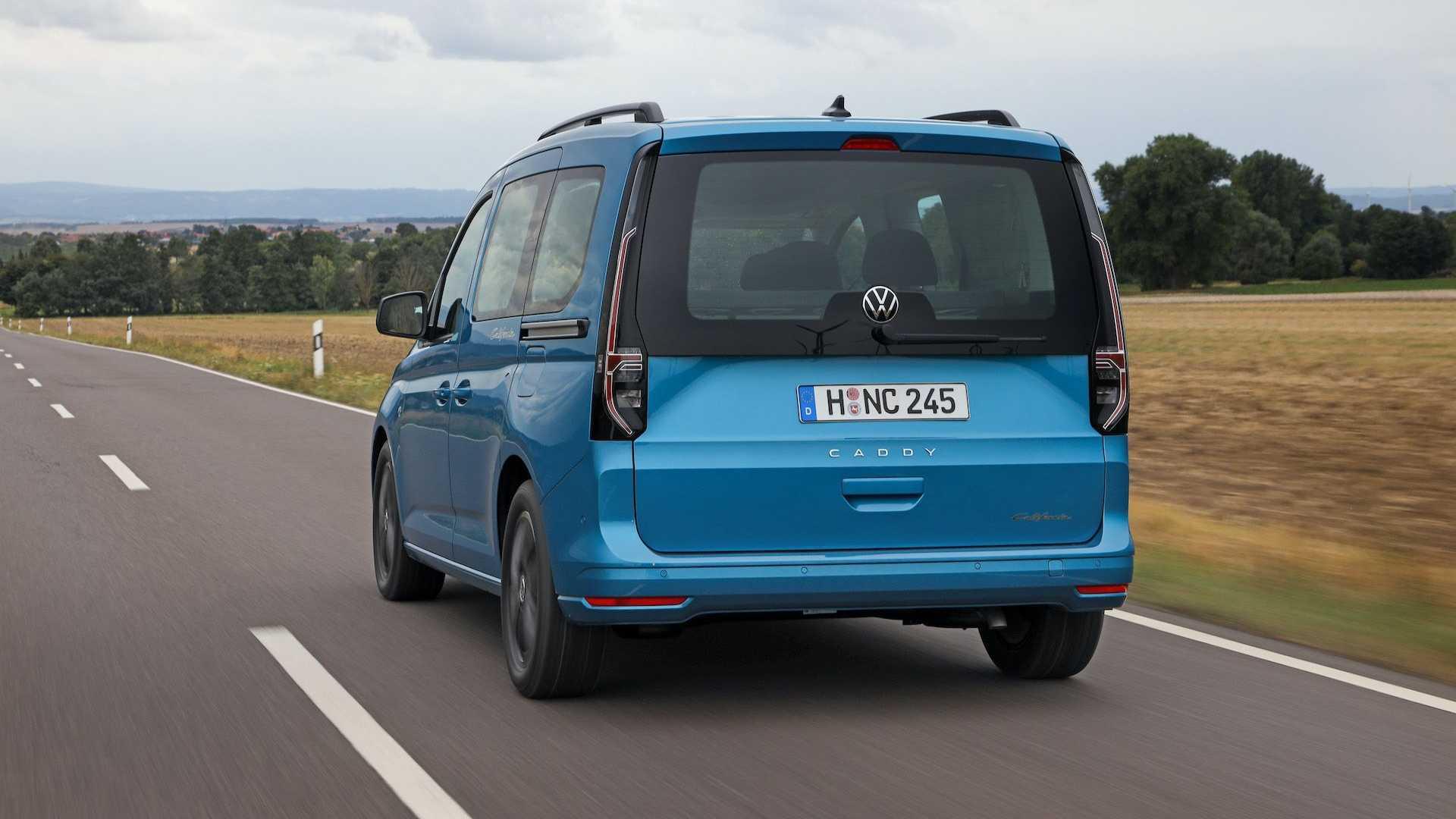 2021 VW Caddy California竟然具備了難以想像的露營機能擴充性 | SanjiNoir 黑侍樂讀|