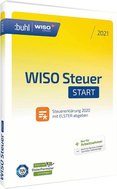 Buhl Data Service WISO Steuer-Start 2021 (DVD-Box) | Medimax