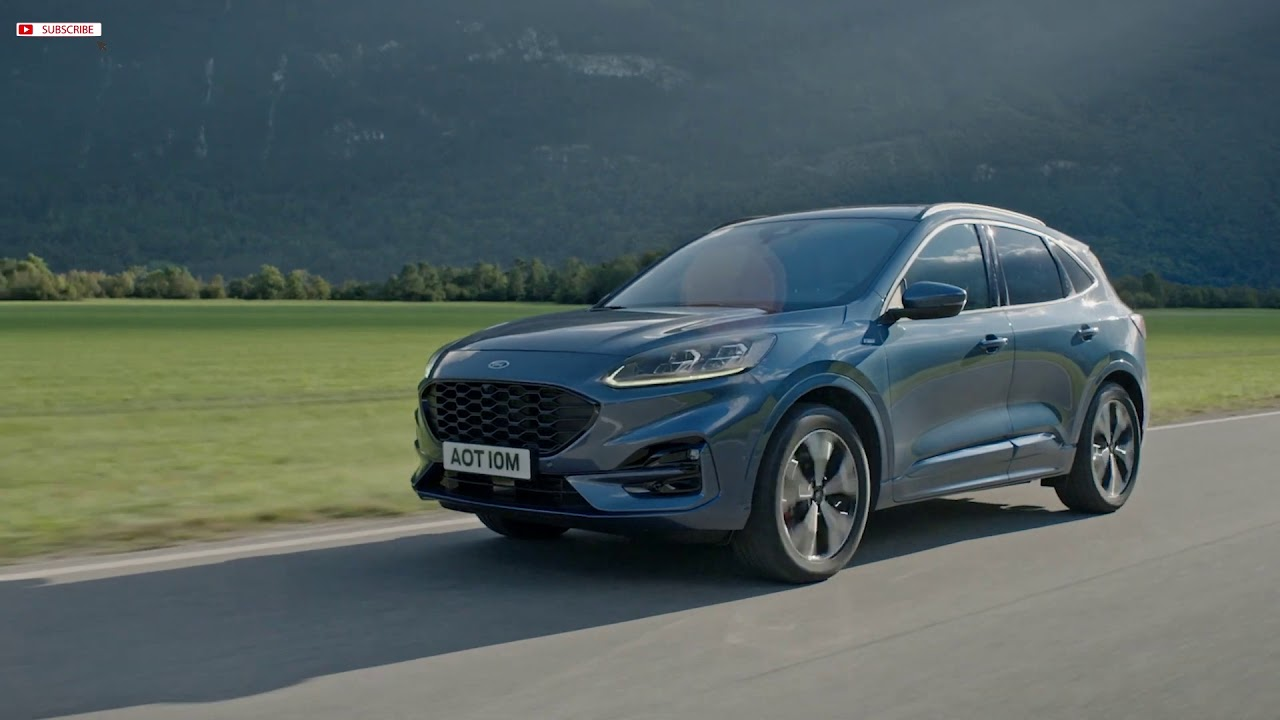 2021 Ford Kuga Plug-in Hybrid - Everything you need to ...