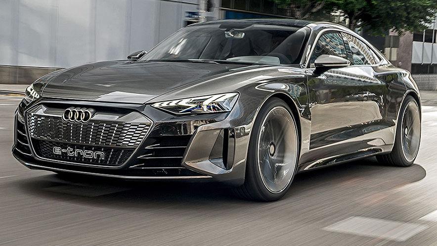 Video: E-Neuheiten von Audi, BMW und VW (2021) - AUTO BILD