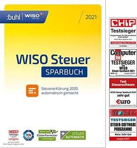 WISO Steuer-Sparbuch 2021 (für Steuerjahr 2020 | PC ...