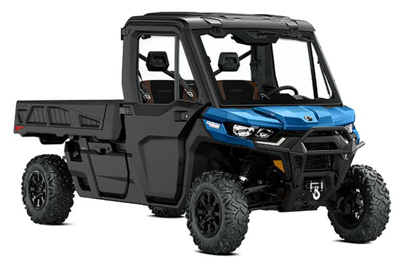 New 2021 Can-Am Defender Pro Limited HD10 Oxford Blue ...