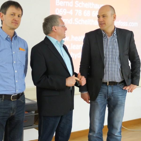 "15.03.2016 - Danfoss Seminar ""Hydraulischer Abgleich im ..."