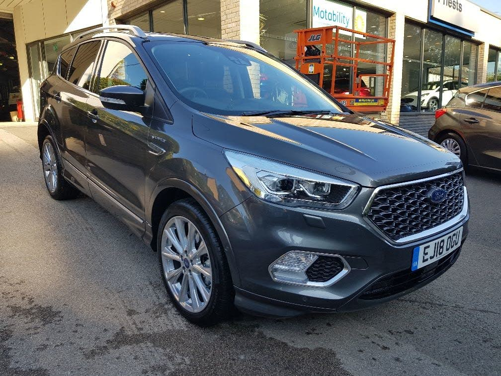2018 Ford Kuga 2.0TDCi Vignale (180ps) AWD Powershift for ...