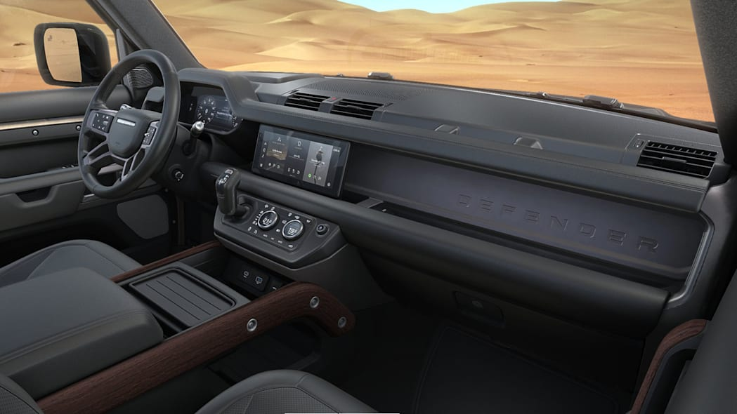 2020 Land Rover Defender interior options Photo Gallery ...