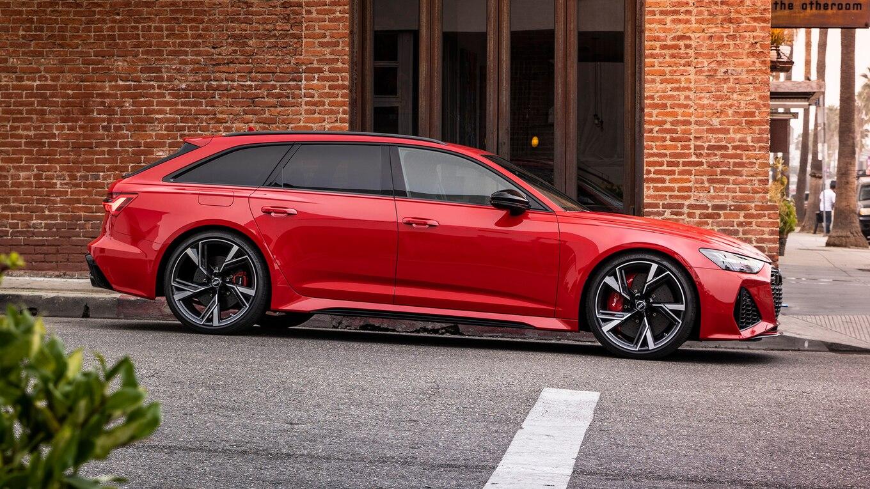 2021 Audi RS6 Avant 40 - MotorTrend