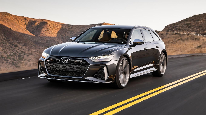2021 Audi RS6 Avant 89 - MotorTrend