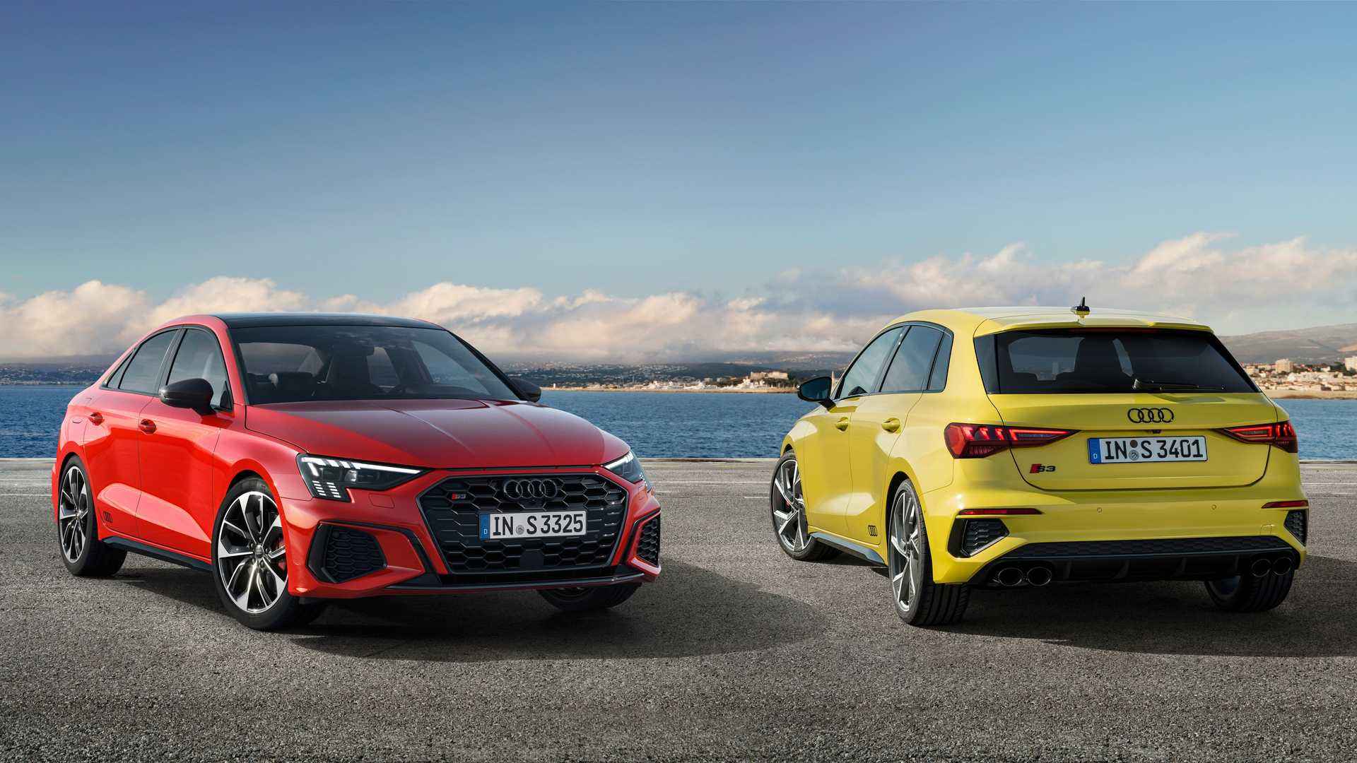 2021 Audi S3 Revealed In Sportback And Sedan Flavors With ...