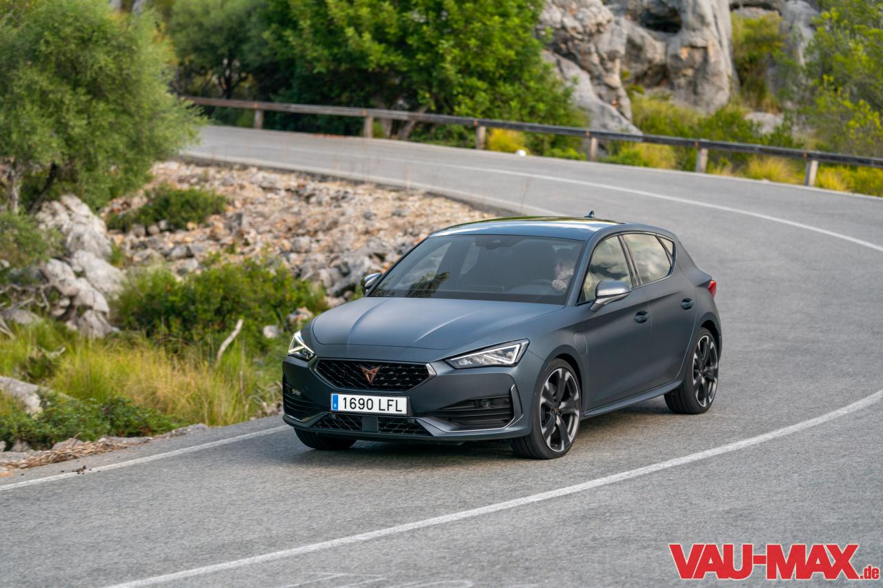 2021 Cupra Leon E-Hybrid im Fahrbericht: Teilzeit ...