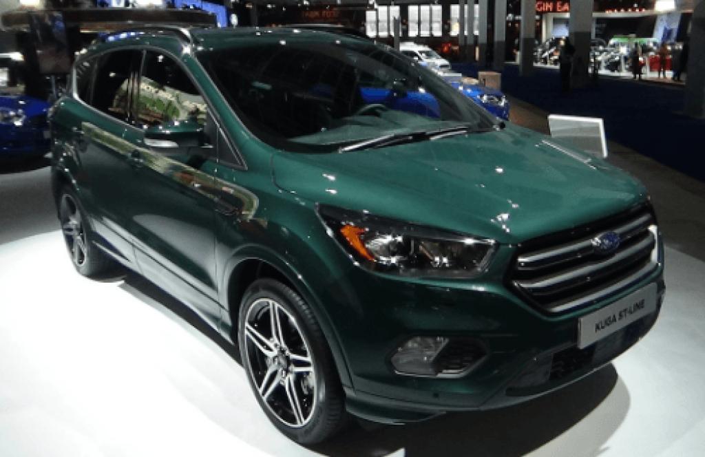 2021 Ford Kuga Drivetrain | Best New Cars