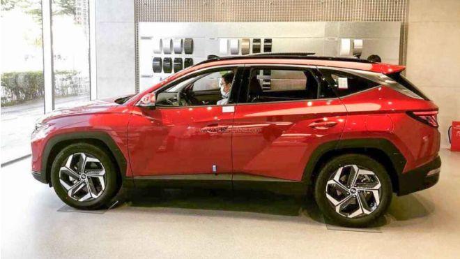 2021 Hyundai Tucson bayilere gelmeye başladı; işte ilk ...