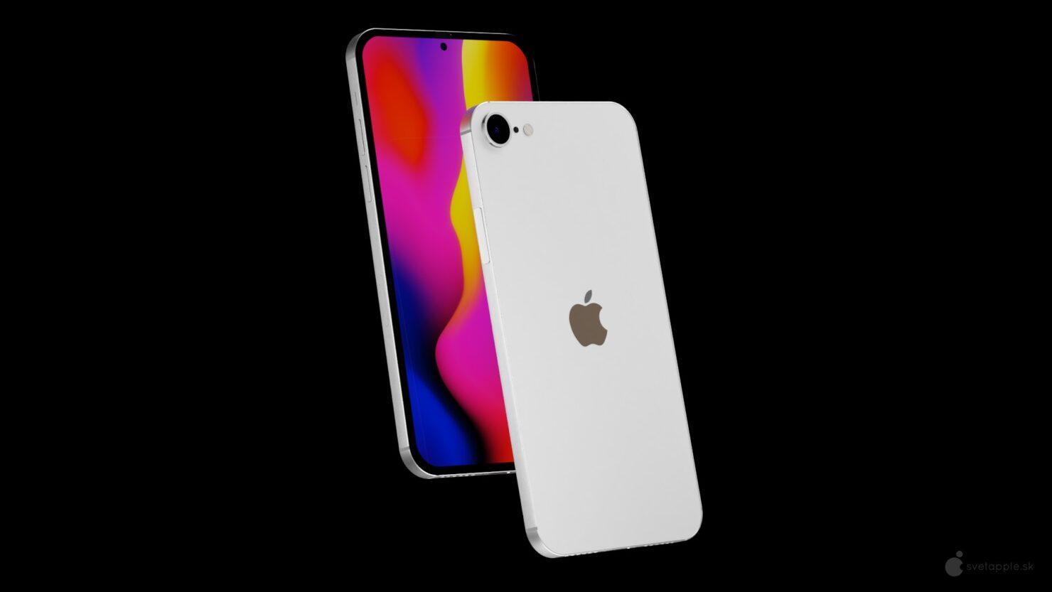 Taki iPhone SE 2021 mógłby być hitem, ale moja wyobraźnia ...