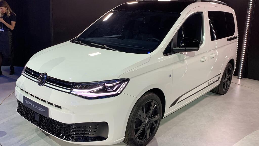 2021 Yeni VW Caddy İncelemesi - Tüm Detayları!
