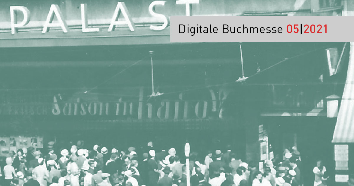 Begeisterte Zuschauer - Digitale Buchmesse 2021