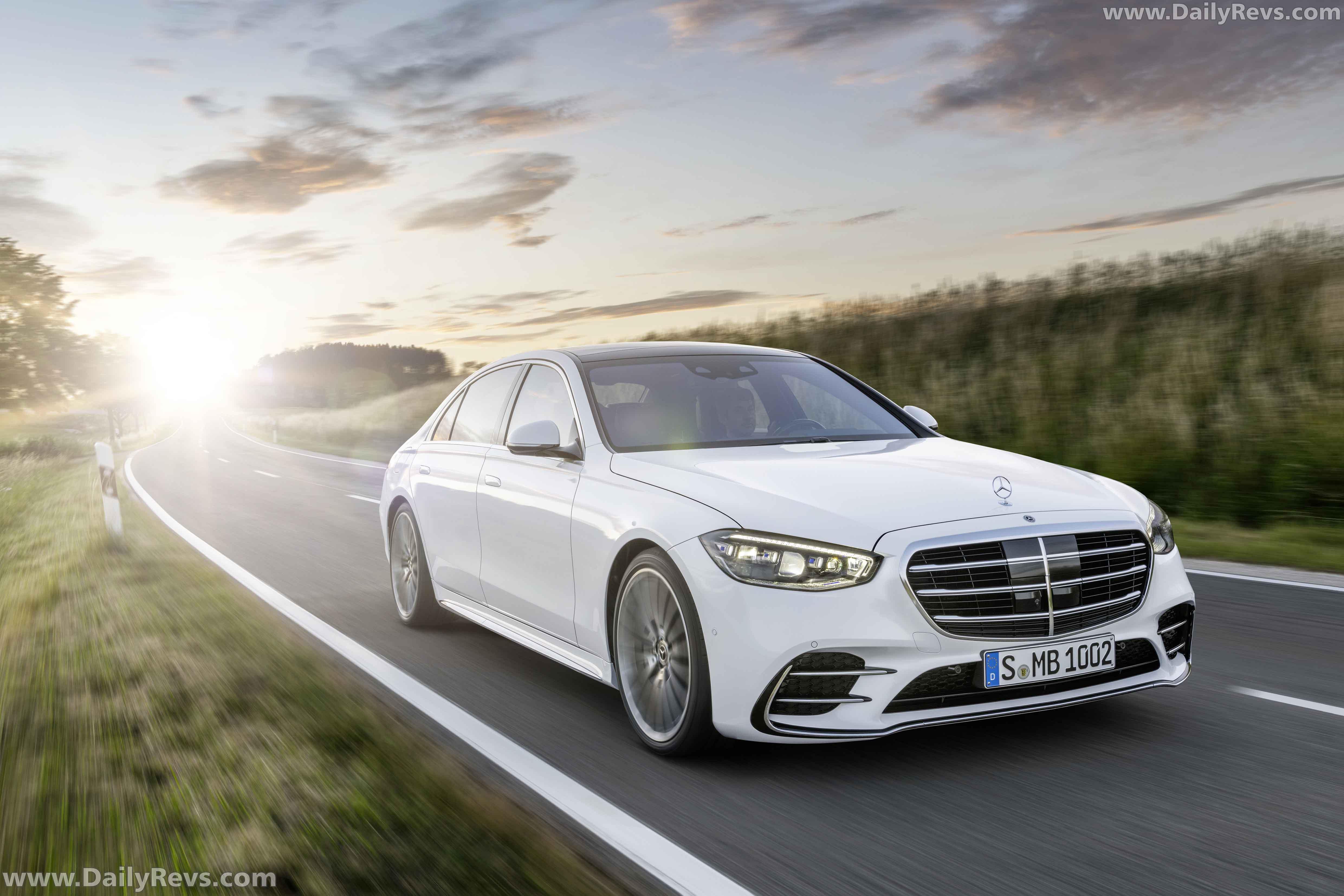 2021 Mercedes-Benz S-Class - Dailyrevs