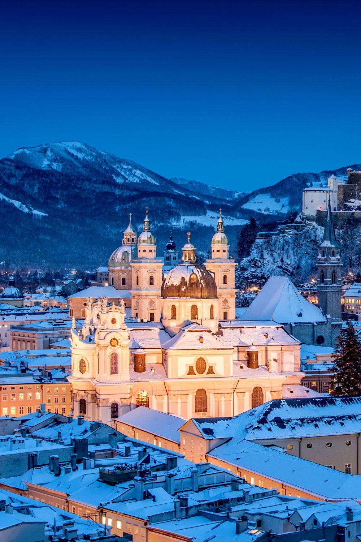 Was kann man am Abend in Salzburg unternehmen? in 2021 ...