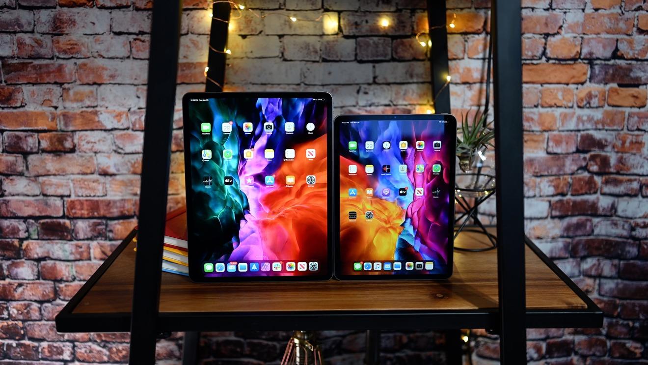 Comparing the 11-inch versus 12.9-inch 2020 iPad Pro ...