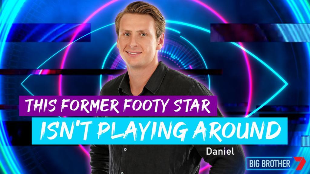 Big Brother Australia 2020: Daniel Gorringe confirmed as ...