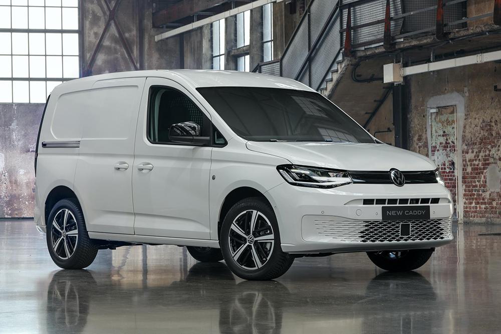 MQB家族再添一員 全新2021 VW Caddy正式曝光   ca汽車頻道