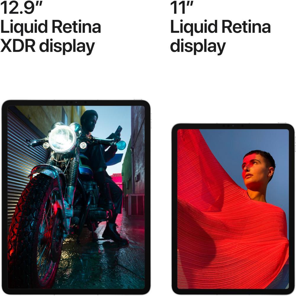 Apple iPad Pro 12.9-inch 2TB Wi-Fi + Cellular (Silver ...