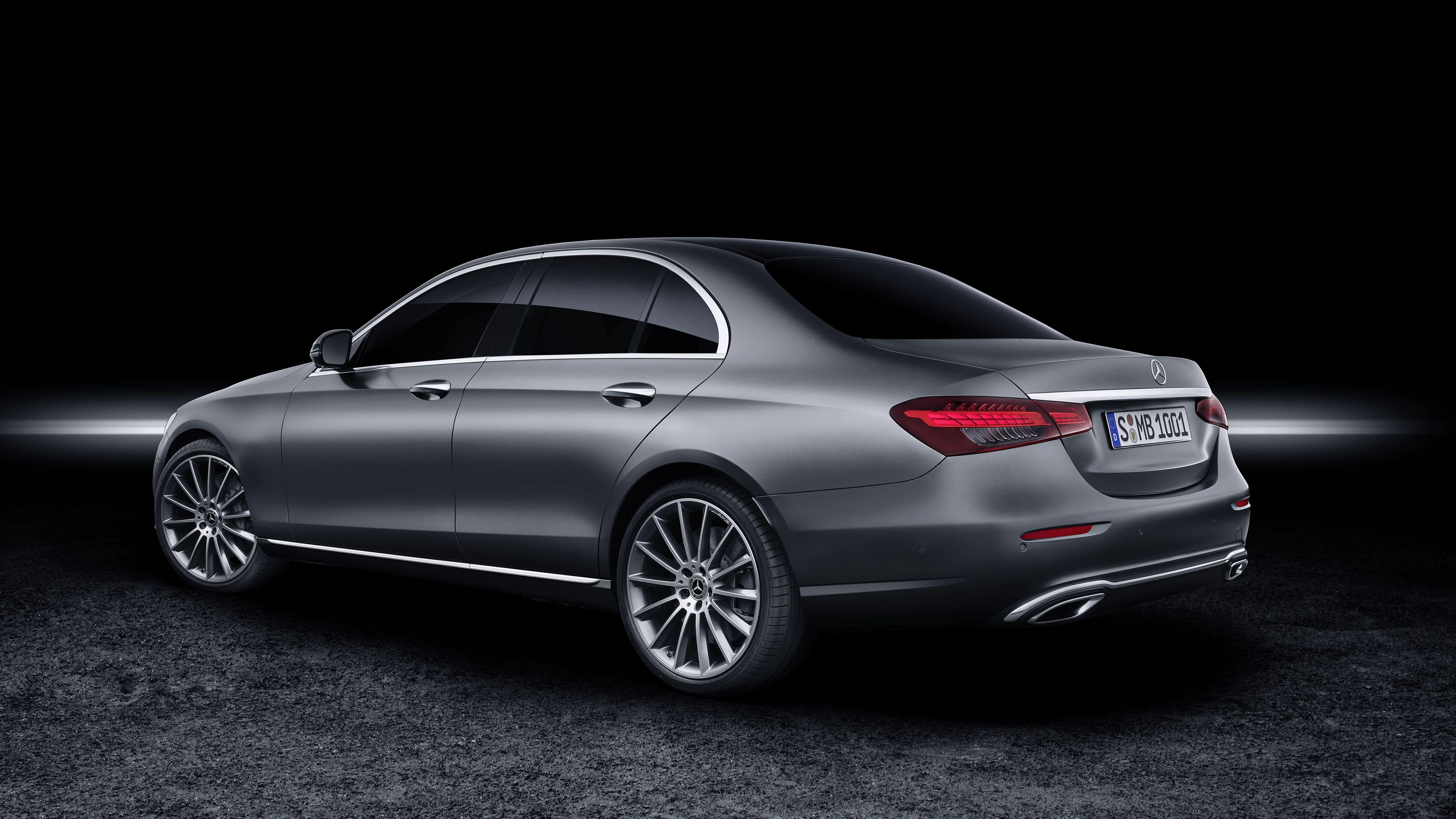 Mercedes-Benz E-Klasse Exclusive Line 2020 в 2020 г