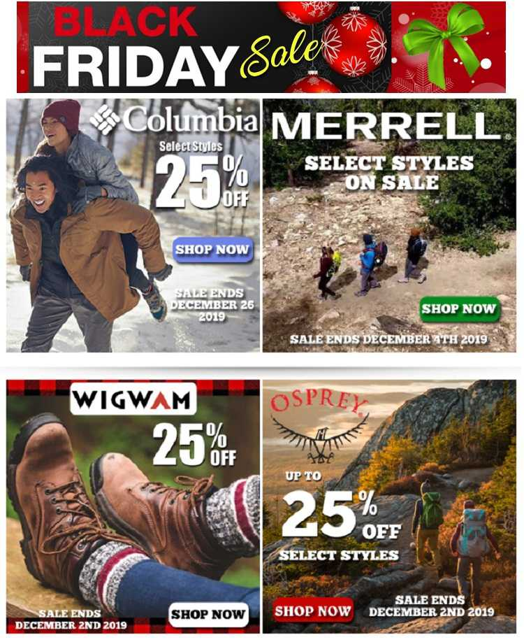 Campmor Black Friday Ads , Weekly Ads & Flyers For 2021