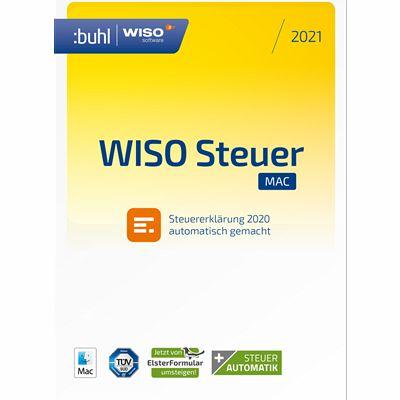 WISO Steuer-Mac 2021 (für Steuerjahr 2020) (Download für ...