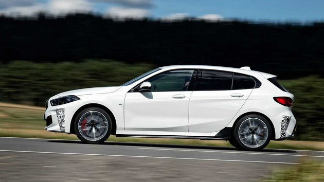 BMW 1er Reihe neu 2021 - Preise, Daten, Infos