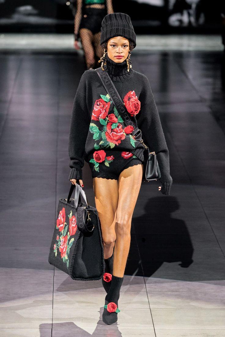 Dolce & Gabbana Herbst/Winter 2020-2021 Ready-to-Wear ...