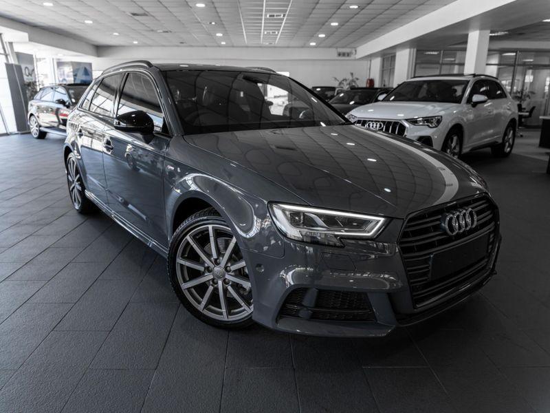 Used Audi A3 Sportback 2.0 40TFSI S-tronic Black Edition ...