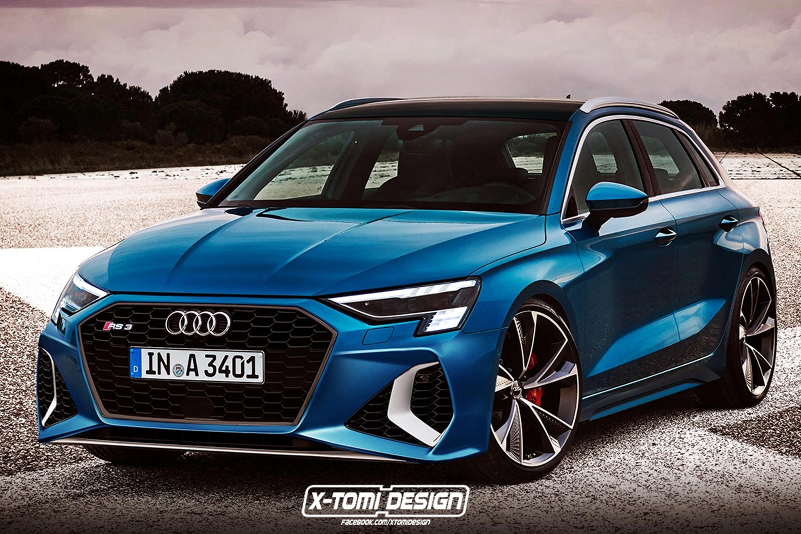 We Hope The 2021 Audi RS3 Looks This Good | CarBuzz