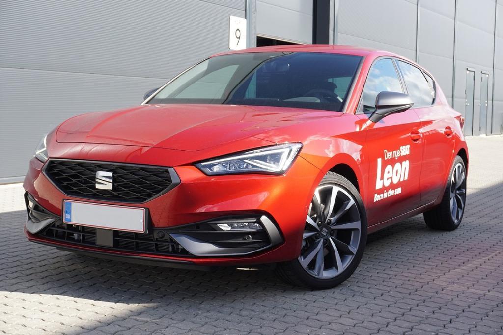 Seat Leon Style 1.0 TSI 110PS/81kW 5G 2021 mit XXL-Rabatt