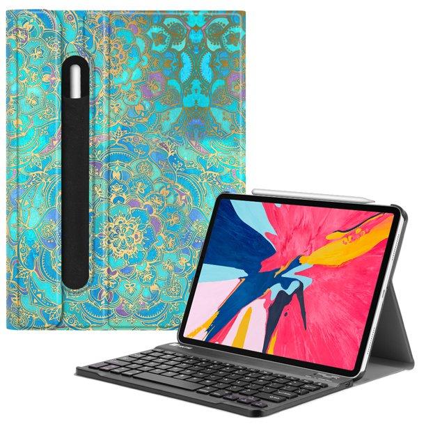 Fintie iPad Pro 11-inch 2018 SlimShel Keyboard Case Cover ...