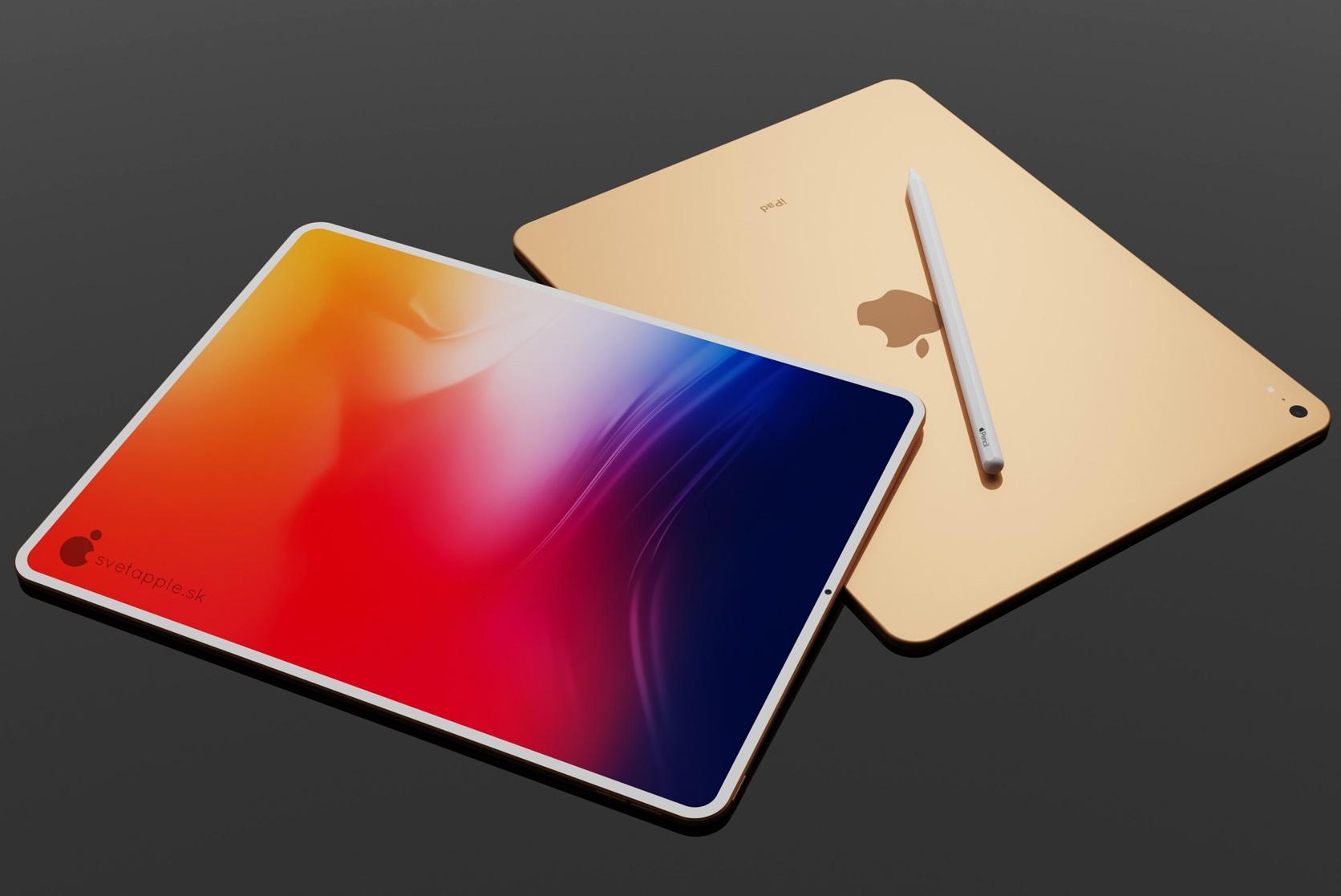 Apple iPad Air 4 soll im März 2021 im iPad Pro-Design ...