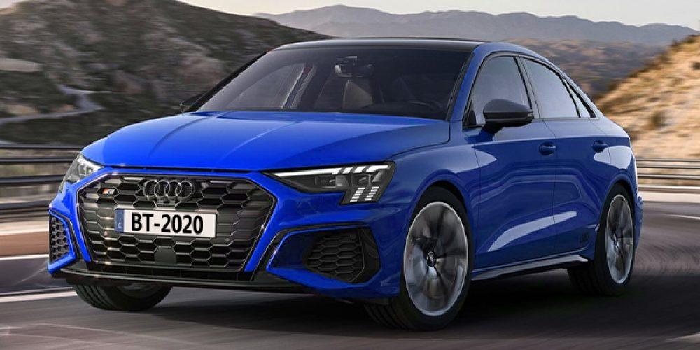 Audi S3 2021, ahora con 310 hp y Tracción Quattro - BuenTaller