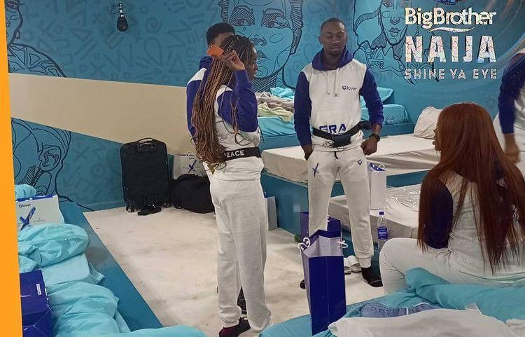 Big Brother Naija Week 1 Arena Game Winner 2021 Shine Ya ...