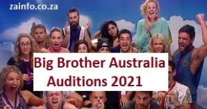 Big Brother Australia Auditions 2021 - South Africa ...