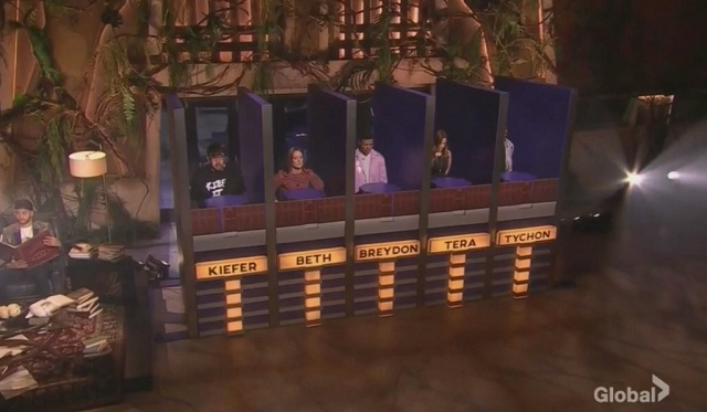 Big Brother Canada 9 Spoilers: Week 8 HOH Comp Results