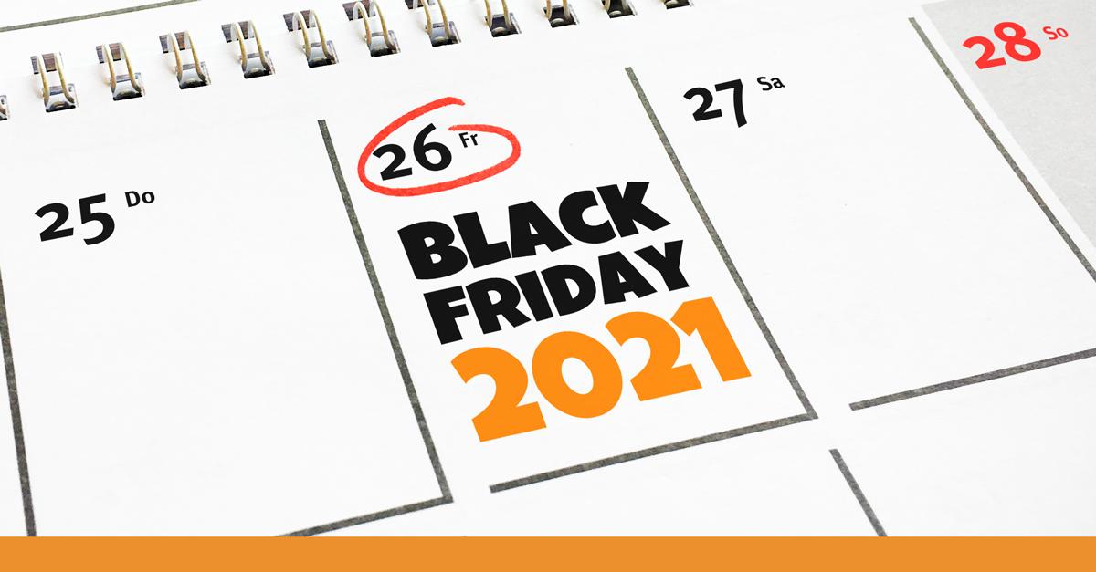 Wann ist Black Friday 2021?   Black Friday DE
