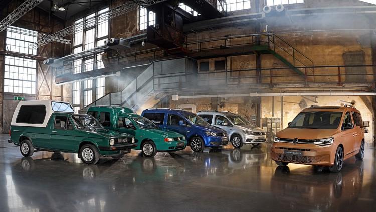 VW Caddy (2021) | autoservicepraxis.de