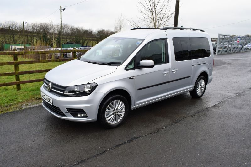 2021 Volkswagen Caddy Maxi Life Style for sale at McElmeel ...