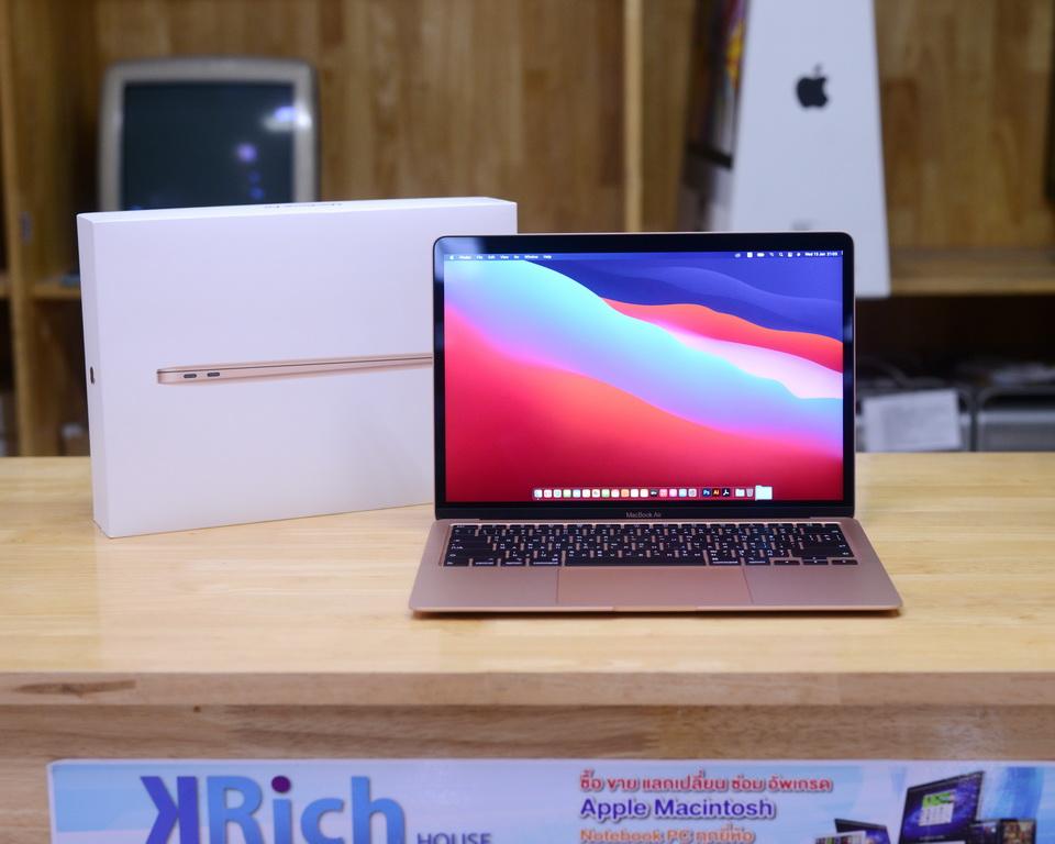 MacBook Air (Retina 13-inch 2020) Core i3 1.1GHz. RAM 8GB ...
