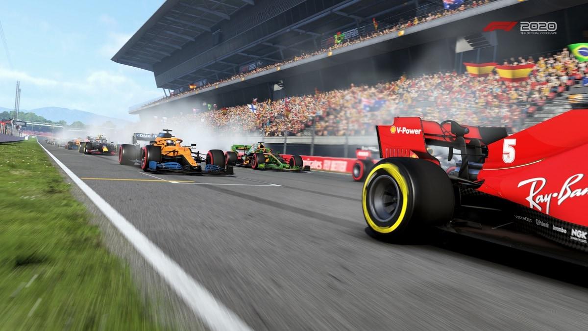 Figo! 33+ Verità che devi conoscere F1 2021 Ps4 Game ...
