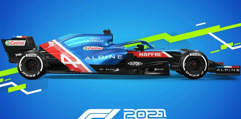 F1 2021 anuncia su fecha de lanzamiento en PlayStation 4 y ...