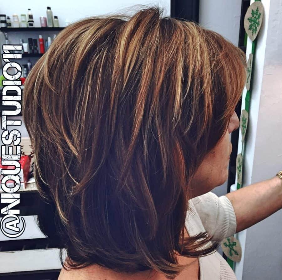 28 Wunderschönen Frisuren ab 50 Einfach Stilvoll ...
