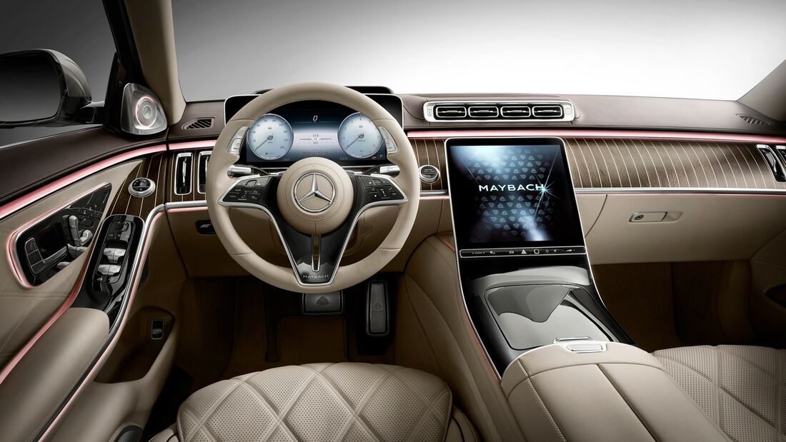 Neue Mercedes-Maybach S-Klasse für 2021 | AUTO MOTOR UND SPORT