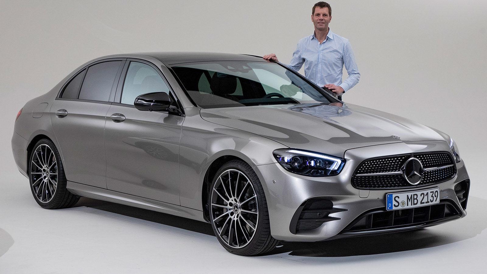 Mercedes E-Klasse (2020): Neuvorstellung - Facelift - Genf ...