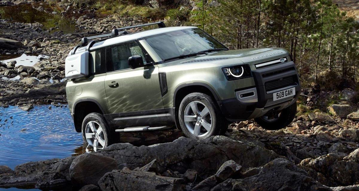 Australian Land Rover Defender 90 Pricing & Specs ...