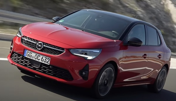 Opel Corsa 2021. ⋆ CARS OF THE WORLD   CARS OF THE WORLD